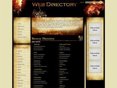 Dark Gold Directory